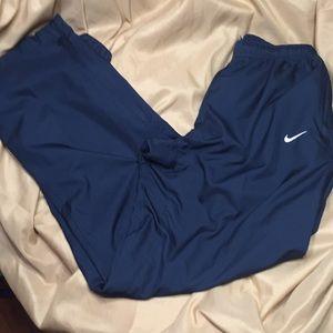 Nike track pants